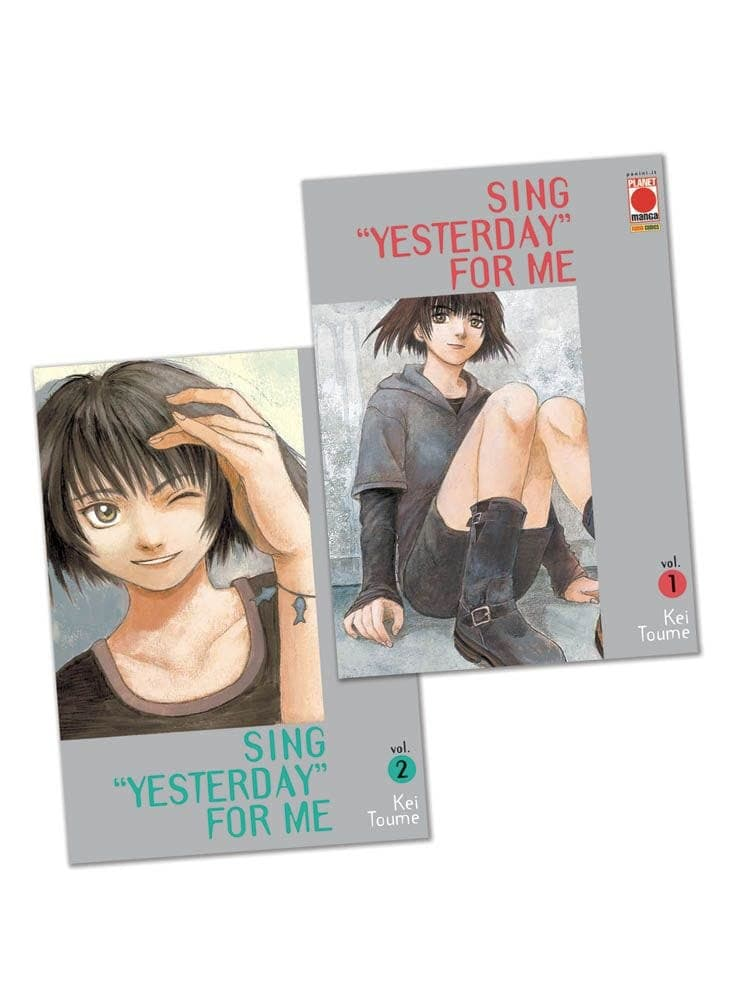 Sing Yesterday For Me 1 Pack Planet Manga