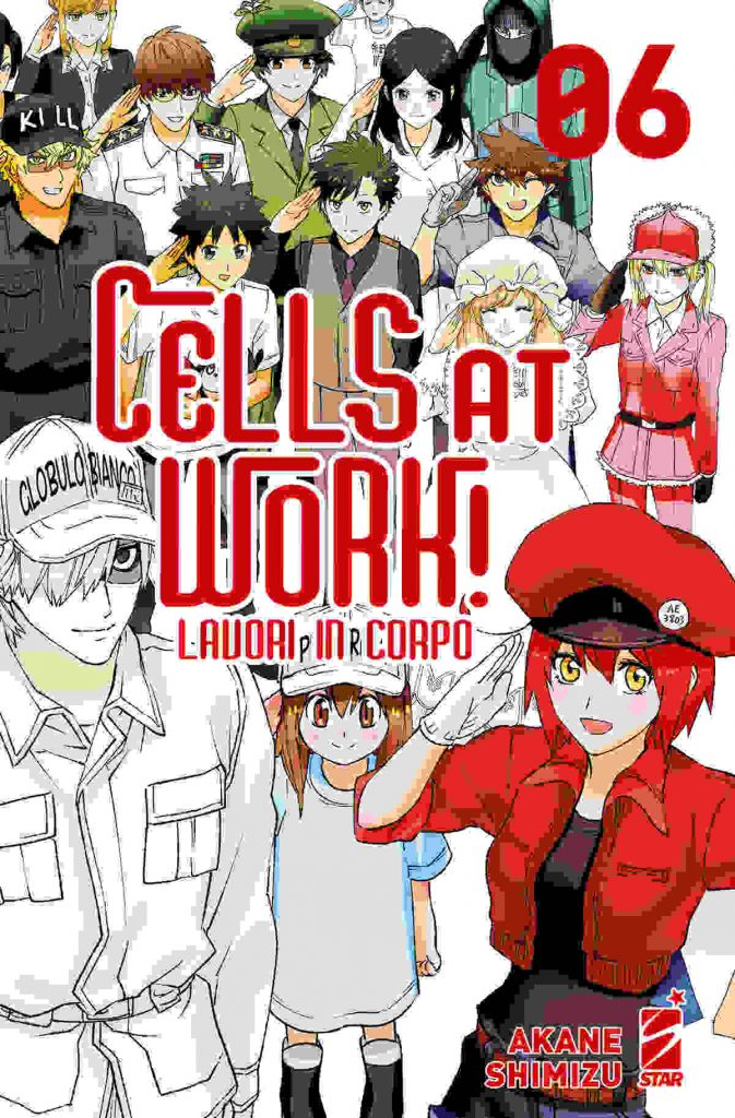 cells at work 6
